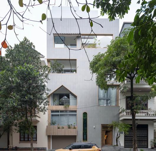 Casa Dau Dau / Landmak Architecture