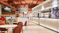 PANAM Pan Asian Restaurant  / architecture bureau MODGI Group
