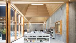 Biblioteca Pierre Veilletet / atelier d'architecture King Kong