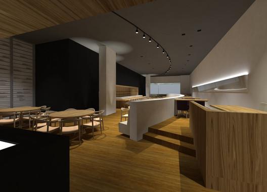 Restaurante NAGA VillageMall / Ricardo Miura e Carla Yasuda