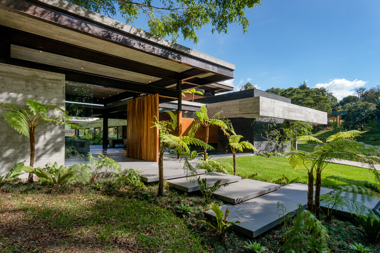 House BF / Paz Arquitectura, © Andrés Asturias