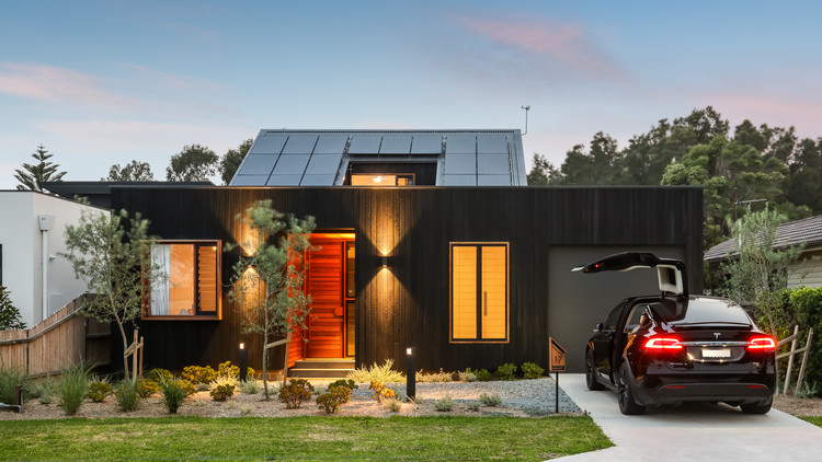 Casa na Edgar St. / Alex Urena Design Studio, © Shaw Photography