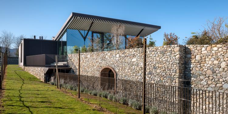 La Ghiacciaia Restaurant / MAO Architects, © Marco Zanta