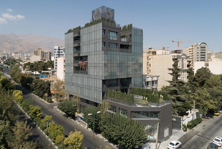 Gandom Office Building / Olgooco, © Mohammad Hassan Ettefagh