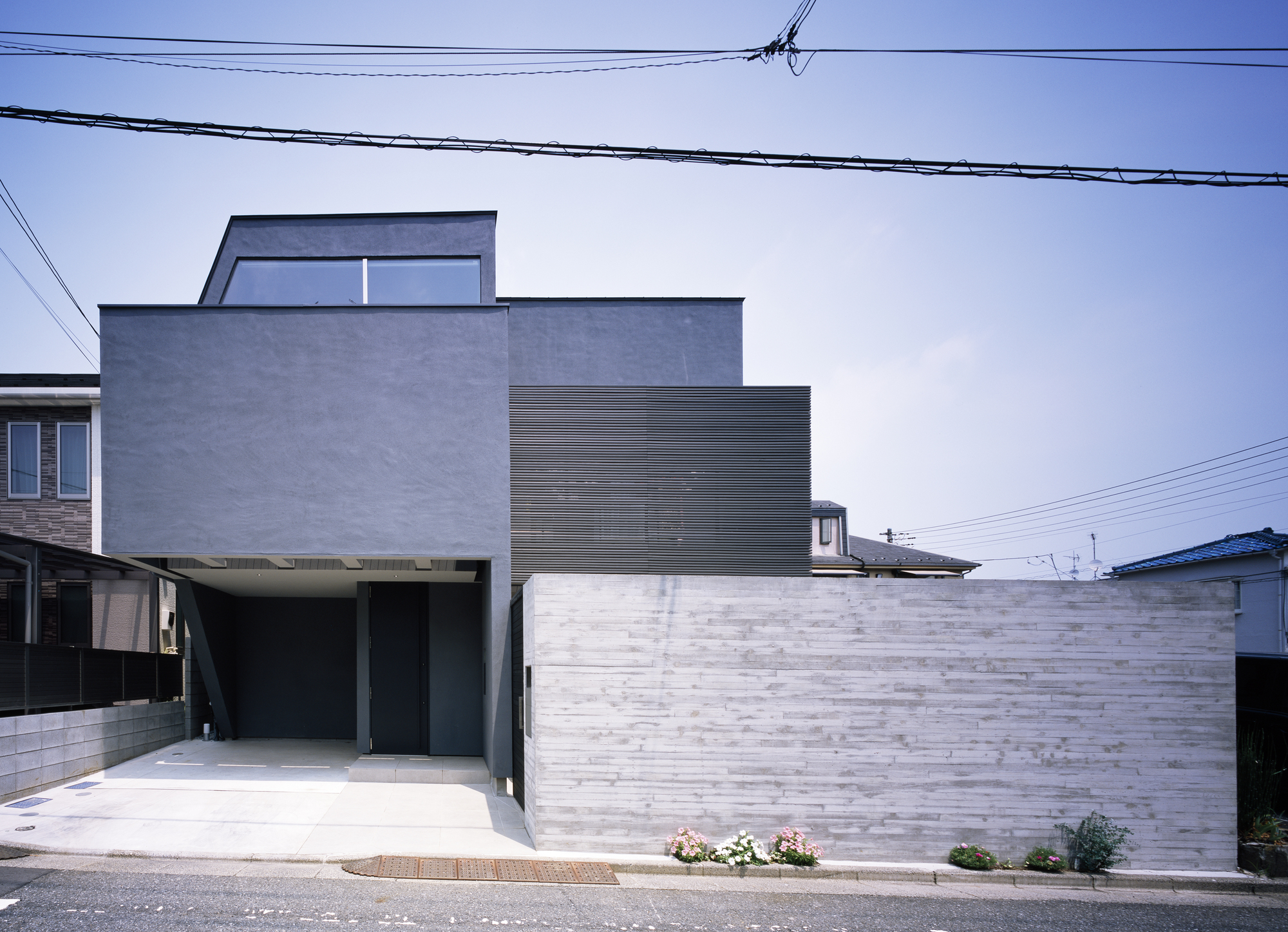 RHYTHM House / APOLLO Architects & Associates