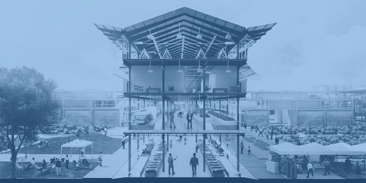 Los mejores proyectos de título en América Central y el Caribe realizados en 2019 ¡Envía el tuyo!, Gonzalo Nicolau. ImageImagen adaptada del proyecto 'HABANA PUERTO DE COMIDAS'. Publicado en Los 10 mejores proyectos de fin de carrera diseñados por estudiantes de arquitectura en Argentina 2017