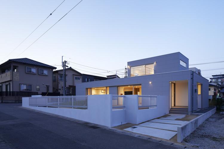 House-N / YRAD, © Toshiyuki Yano