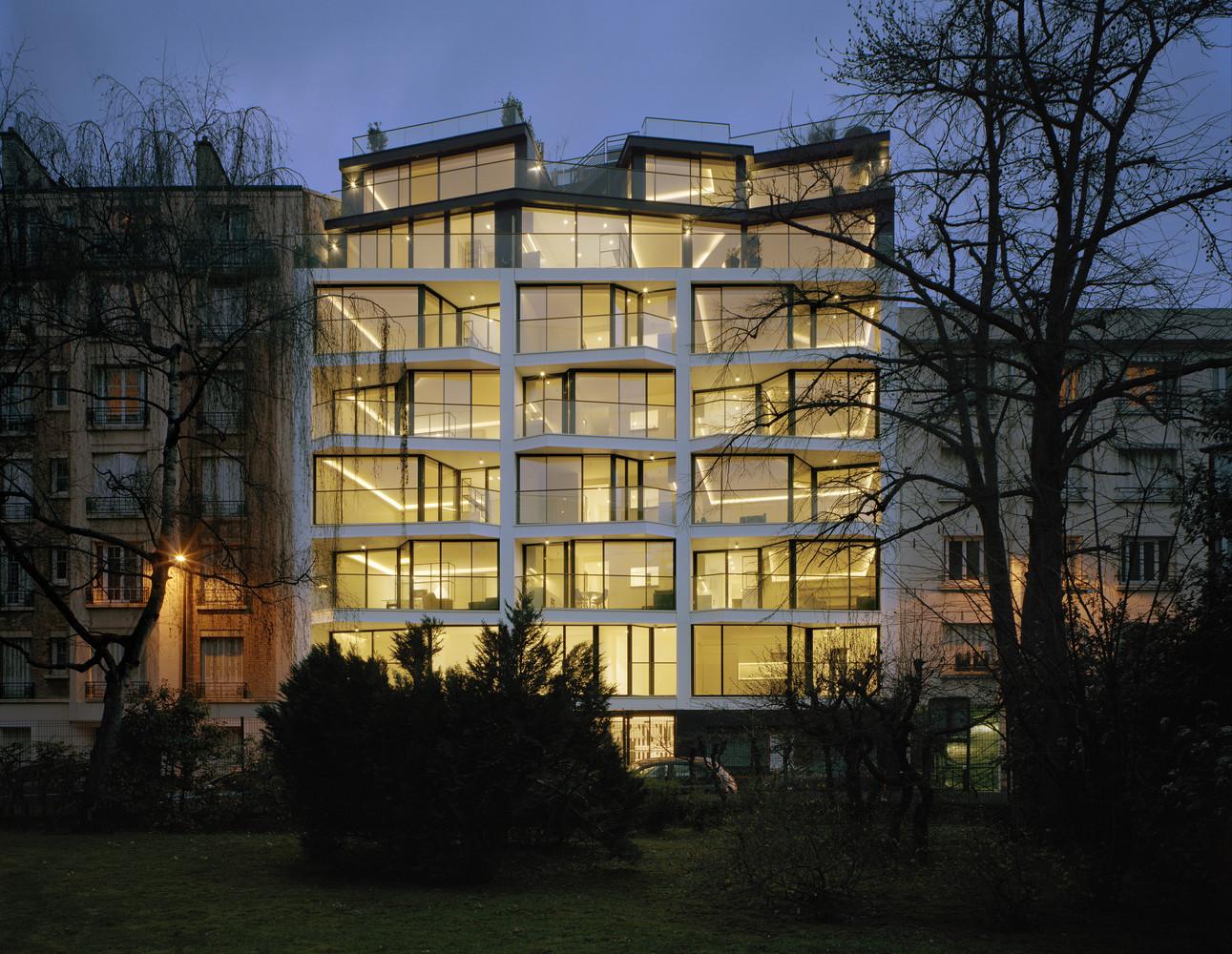 Point du Jour Apartments / Studio Vincent Eschalier