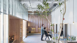 Atelier Toiro Salon / Hitotomori Architects