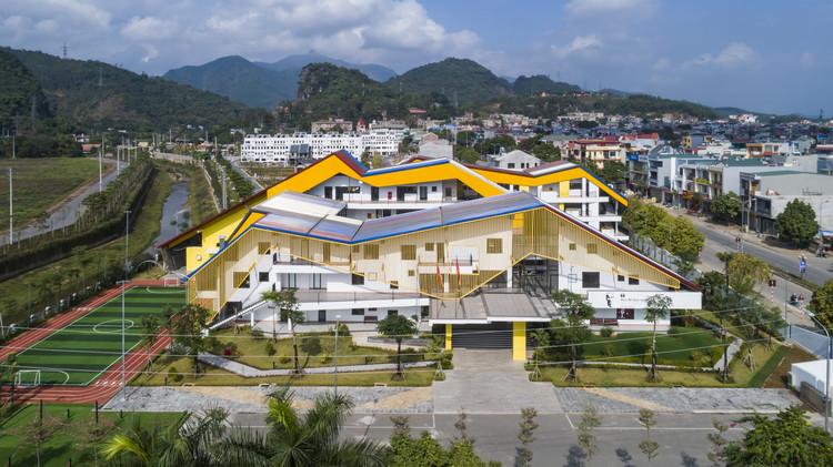 Da Hop School / 1+1>2 Architects, © Hiroyuki Oki