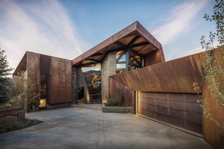 Owl Creek House / Skylab, © Robert Reck