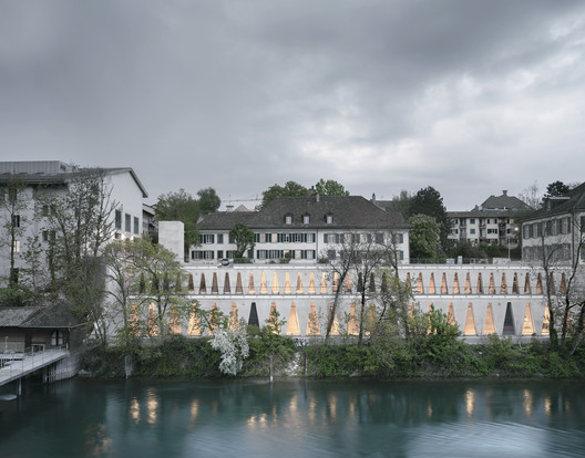 Tanzhaus Zürich Cultural Center / Estudio Barozzi Veiga