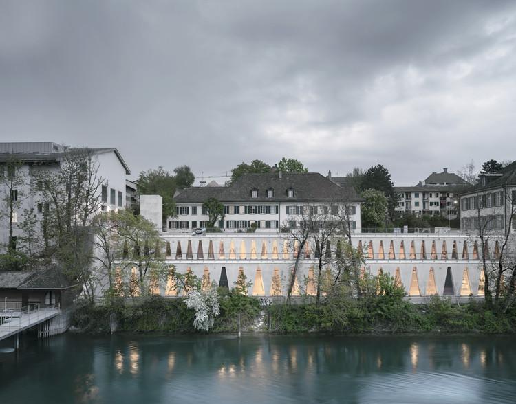 Tanzhaus Zürich Cultural Center / Estudio Barozzi Veiga, © Simon Menges
