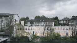 Tanzhaus Zürich / Estudio Barozzi Veiga