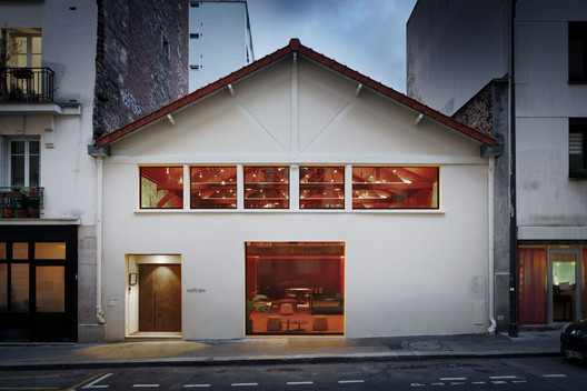Restaurant Maison / Atelier Tsuyoshi Tane Architects