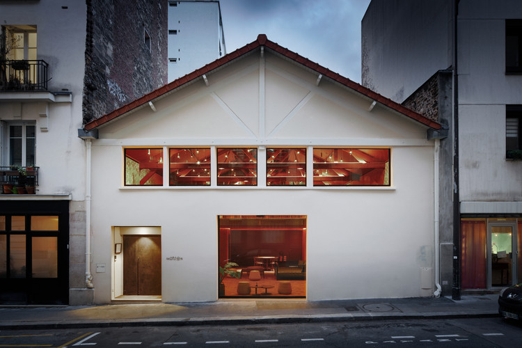 Restaurant Maison / Atelier Tsuyoshi Tane Architects, © Takuji Shimmura