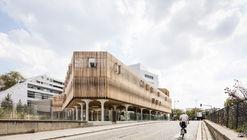 CIL – Residencial Simone Veil / Vincent Parreira Atelier Architecture AAVP