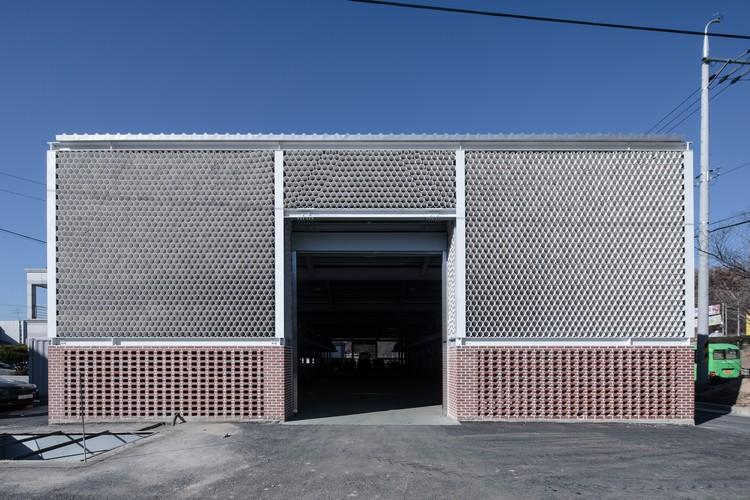 ASAN Warehouse  / Studio Atelier Maroo, © Narsilion