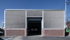 ASAN Warehouse  / Studio Atelier Maroo