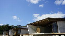 DenPaku The Beachfront MIJORA  / Atelier TEKUTO + Amami Design Firm