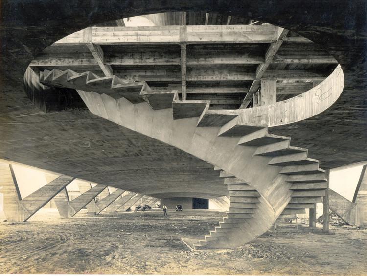 7 Obras de arquitetura que mostram as diferenças do brutalismo no Brasil, Museu de Arte Moderna do Rio de Janeiro / Affonso Eduardo Reidy. © Centro de Documentação e Pesquisa do MAM