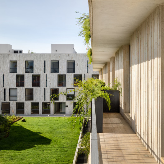 ODP Residential Building / Michan Architecture