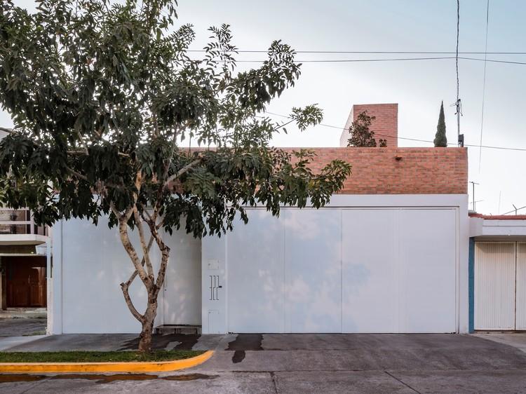 Casa VA / BAC Barrio Arquitectura Ciudad, © César Béjar
