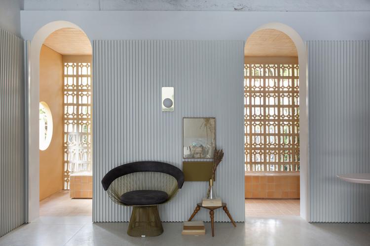 Casa dos Arcos / Léo Shehtman Arquitetura e Design, © Denilson Machado - MCA Estúdio