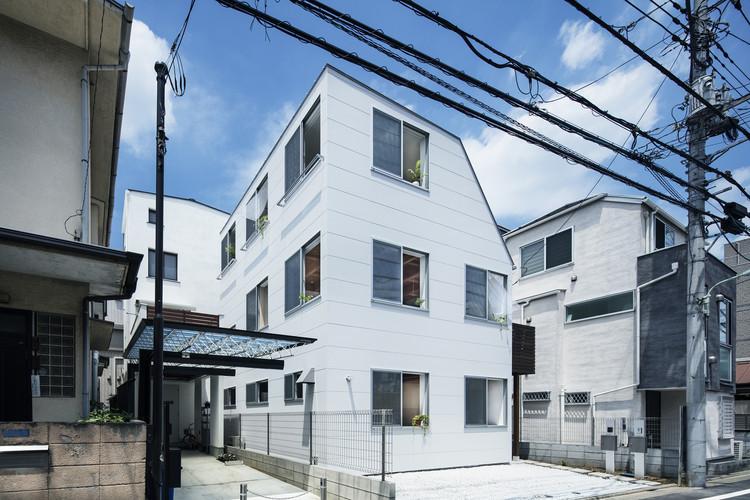 Casa ventosa / suzuki architects, © Kenta Hasegawa