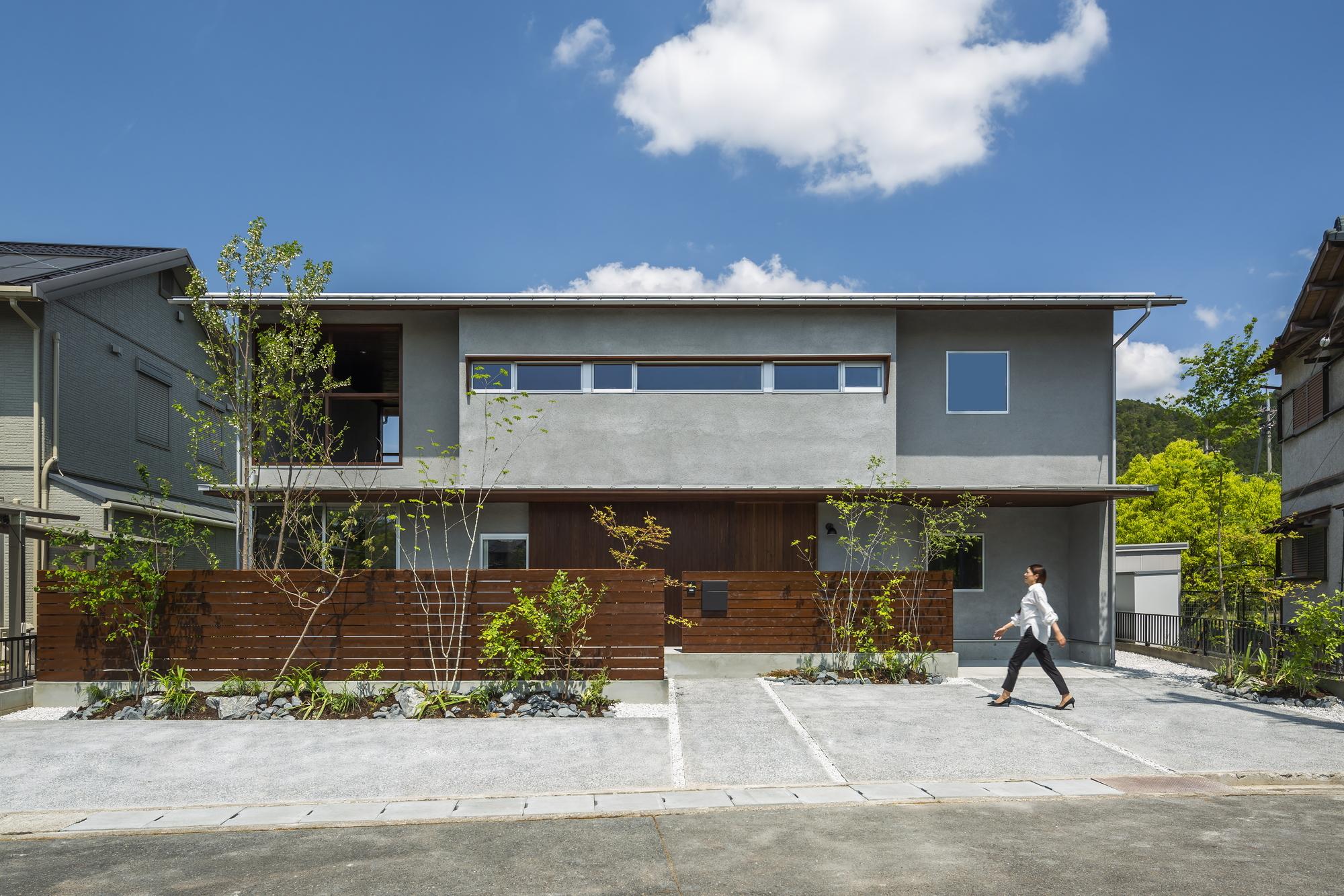 Yasu House / Hearth Architects