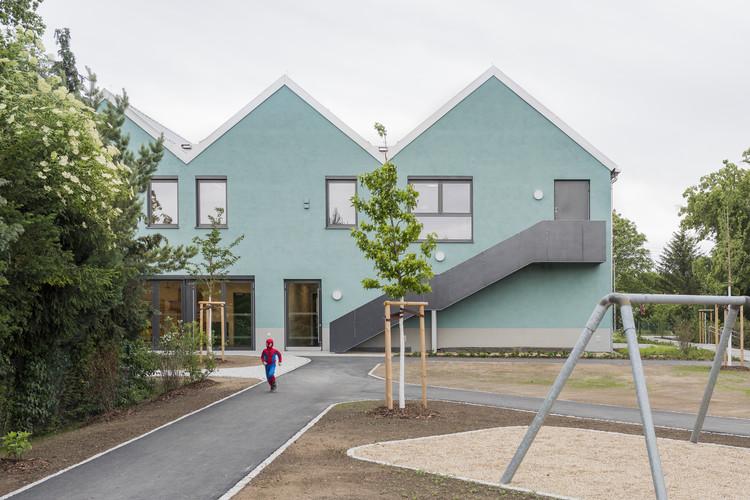 Kita L Child Care / Irlenbusch von Hantelmann Architekten, © Johannes Ernst