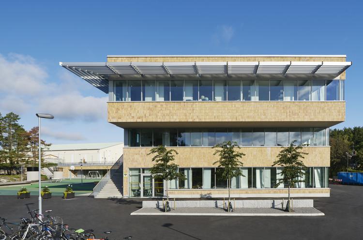 Kronängsskolan Campus Vaxholm / LLP Arkitektkontor, © Åke E:son Lindman
