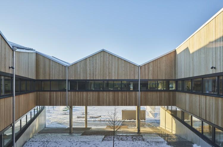 Adolfsbergsskolan School / LLP Arkitektkontor, © Åke E:son Lindman