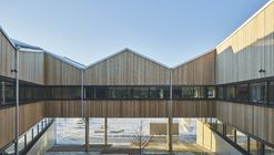 Adolfsbergsskolan School / LLP Arkitektkontor