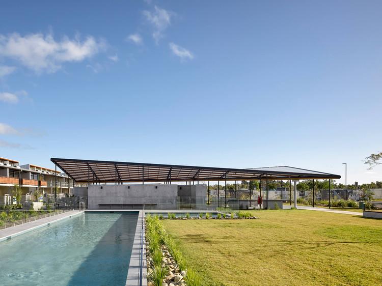 Habitat Recreation Centre / DFJ Architects, © Christopher Frederick Jones