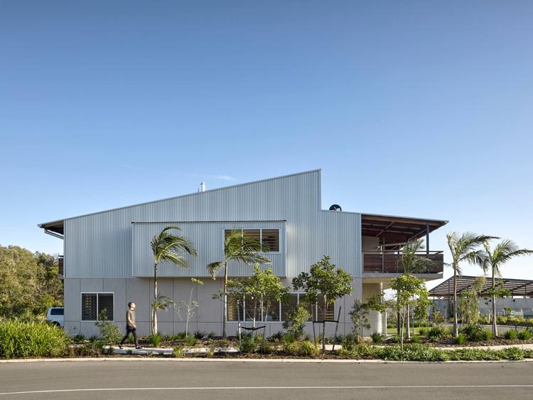 Hábitat vivir/trabajar / DFJ Architects, © Christopher Frederick Jones