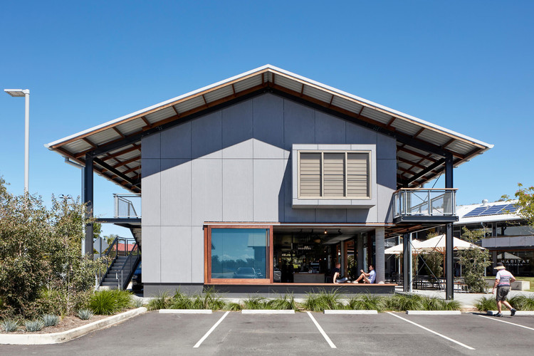 Restaurante Barrio / DFJ Architects, © Christopher Frederick Jones