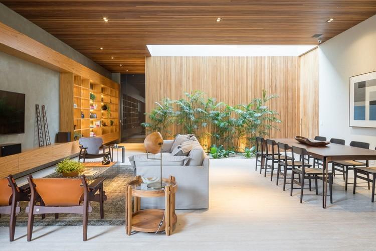 Casa Baru / MAAI Arquitetos Associados, © Haruo Mikami