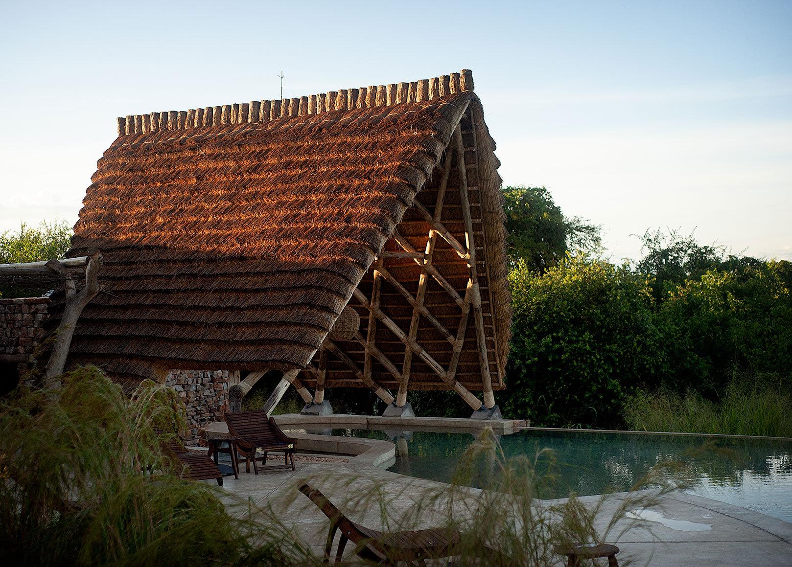 Nile Safari Lodge / Localworks