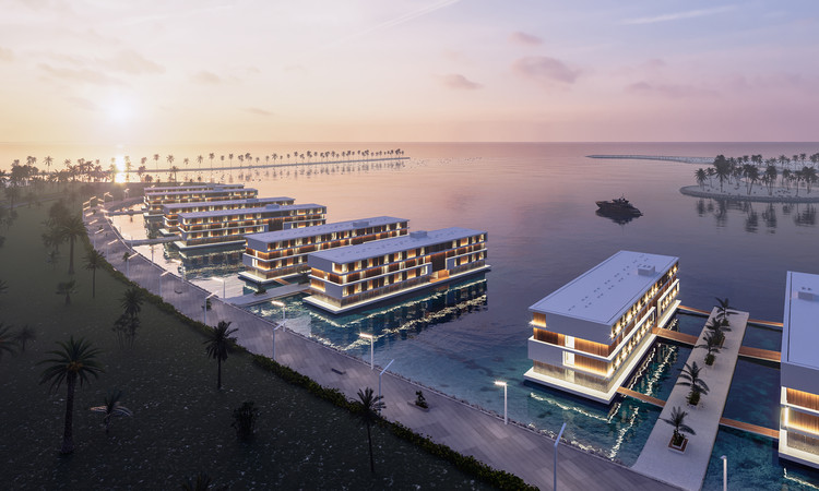Qatar to Create 16 Floating Hotels for the FIFA World Cup 2022, Courtesy of ADMARES