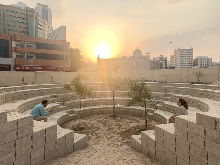 Un jardín sin agua para las ciudades, por Cooking Sections y AKT II , Cortesía de Cooking Sections