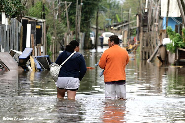 A solução para as enchentes não é inviabilizar a cidade, Via Caos Planejado