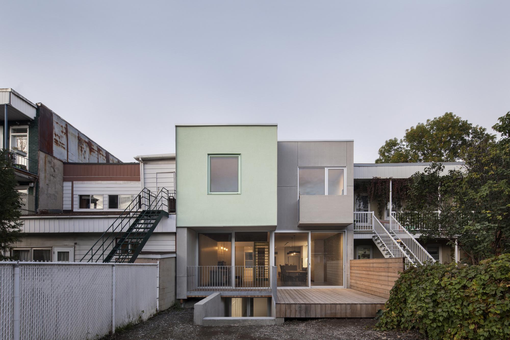 Victoria Residence / NatureHumaine