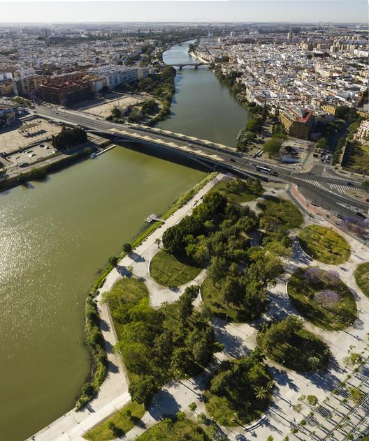 Parque Magallanes / Vázquez Consuegra, © Fernando Alda