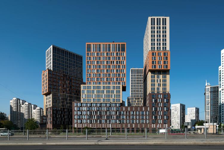 Vander Park Residential Buildings / de Architekten Cie., © Alexey Narodizkiy