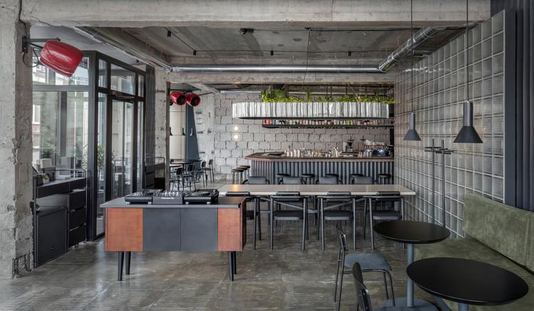 Bar Protagonist / balbek bureau, © Andrey Bezuglov, Yevhenii Avramenko