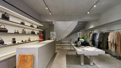 ARTS&SCIENCE Aoyama Store / Atelier Tsuyoshi Tane Architects