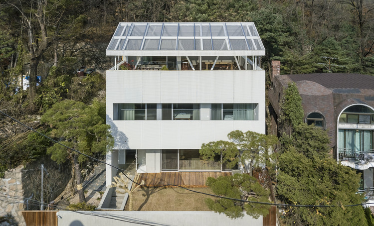 Gugi-dong House / BCHO Partners, © Sergio Pirrone