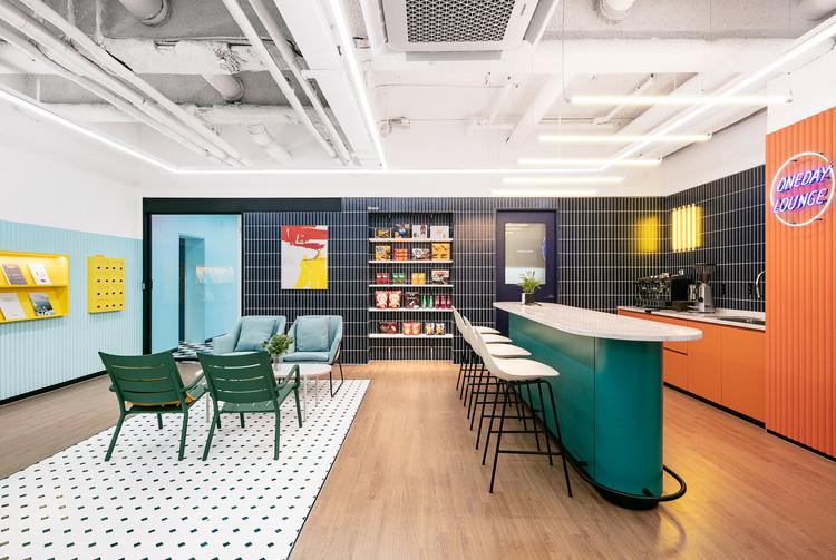 дизайн проект кухни офиса