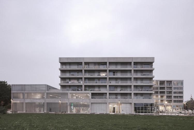 Bottière Chénaie  / KAAN Architecten, © Sebastian van Damme